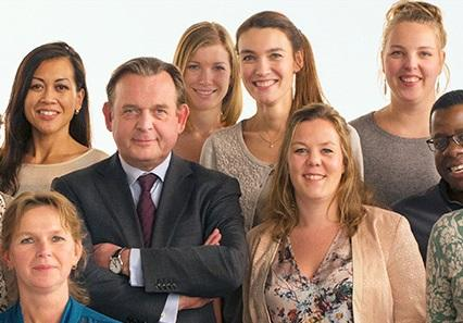 Het team Nationale ombudsman